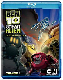 Ben 10 Ultimate Alien:Volume 1 - (Region A Import Blu-ray Disc)