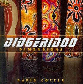 Corter, David - Didgeridoo Dimensions (CD)