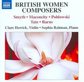 British Women Composers - British Women Composers (CD)