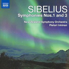 Sibelius: Symphonies 1 And 3 - Symphonies Nos.1 & 3 (CD)