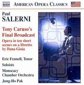 Salerni: Tony Carusos Final Broadcast - Final Broadcast (CD)