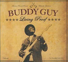 Guy Buddy - Living Proof (CD)
