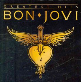 Bon Jovi Greatest Hits - (Import CD)