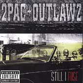 2 PAC - STILL I RISE ( EXPLICIT VERSION) - (CD)
