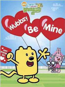Wow Wow Wubbzy:Wubbzy Be Mine - (Region 1 Import DVD)