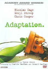 Adaptation - (Region 1 Import DVD)
