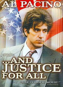 Justice for All - (Region 1 Import DVD)