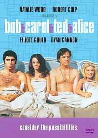 Bob & Carol & Ted & Alice - (Region 1 Import DVD)