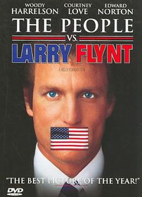 People Vs Larry Flynt - (Region 1 Import DVD)