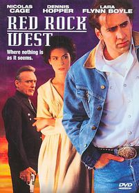 Red Rock West - (Region 1 Import DVD)