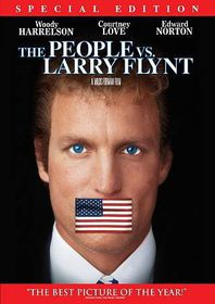 People Vs Larry Flynt Special Edition - (Region 1 Import DVD)