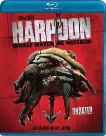 Harpoon:Whale Watching Massacre - (Region A Import Blu-ray Disc)