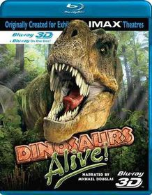 Dinosaurs Alive 3d (Imax) - (Region A Import Blu-ray Disc)