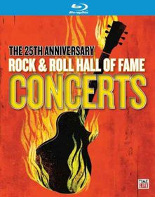 25th Anniversary Rock & Roll Hall of - (Region A Import Blu-ray Disc)