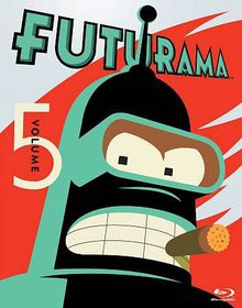 Futurama:Vol 5 - (Region A Import Blu-ray Disc)