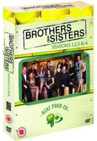Brothers and Sisters - Series 1-4 - Complete - (parallel import)