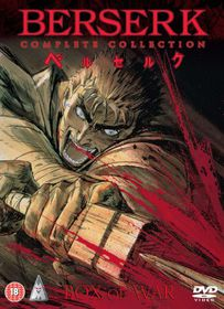 Berserk - Complete Collection - (Import DVD)