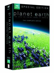 Planet Earth (Special Edition) - (Import DVD)