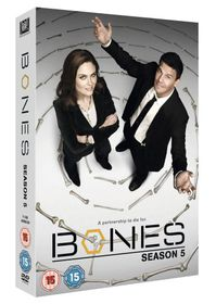 Bones - Series 5 - (Import DVD)