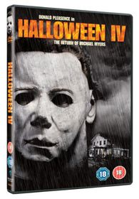 Halloween 4: The Return of Michael Myers - (Import DVD)