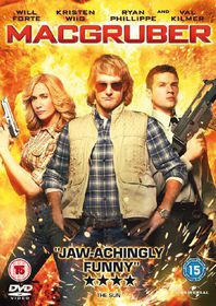 MacGruber - (Import DVD)