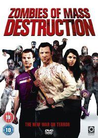 Zombies of Mass Destruction - (Import DVD)