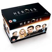 Heroes - Series 1-4 (parallel import)