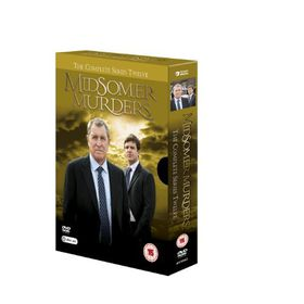 Midsomer Murders - Complete Series 12 - (Import DVD)