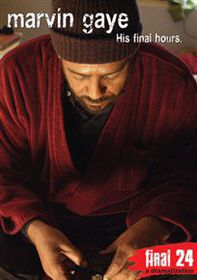 Final 24 - Marvin Gaye - (Import DVD)