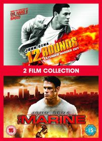 12 Rounds / The Marine - (Import DVD)