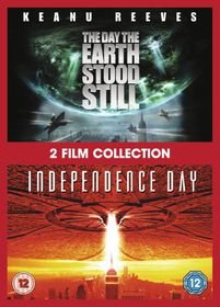 Day The Earth Stood Still / Independence Day - (Import DVD)