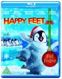 Happy Feet (Festive 2010) - (Import Blu-ray Disc)