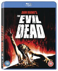 The Evil Dead - (Import Blu-ray Disc)