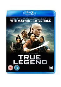 True Legend - (Import Blu-ray Disc)