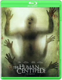 The Human Centipede (First Sequence) - (Import Blu-ray Disc)