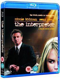 The Interpreter - (Import Blu-ray Disc)