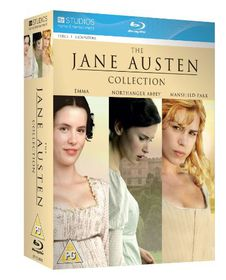 The Jane Austen Collection - (Import Blu-ray Disc)