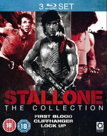 Stallone Triple - (Import Blu-ray Disc)