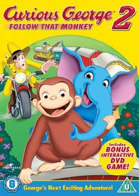 Curious George 2: Follow That Monkey - (Import DVD)