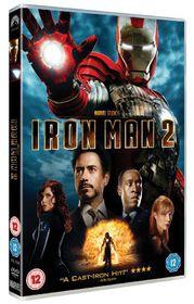 Iron Man 2 - (Import DVD)