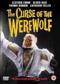 The Curse of the Werewolf - (Import DVD)