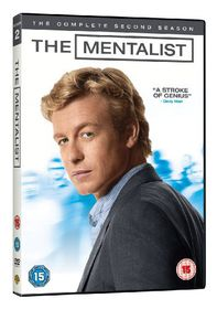 The Mentalist - Season 2 - (Import DVD)