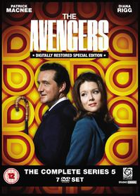 The Avengers - Season 5 - (Import DVD)