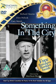 Something In The City - (Import DVD)