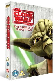 Star Wars: Clone Wars - Season 2 - (Import DVD)