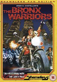 The Bronx Warriors - (Import DVD)