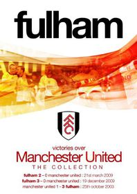 Fulham v Man Utd - (Import DVD)
