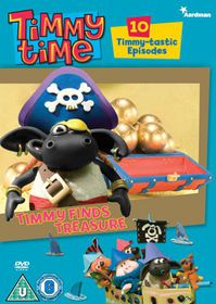 Timmy Time - Timmy Finds Treasure - (Import DVD)