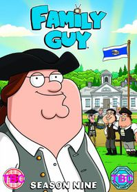 Family Guy - Complete Season 9 - (Import DVD)