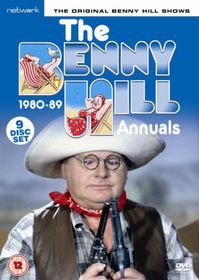 Benny Hill Annuals: 1980-1989 - (Australian Import DVD)